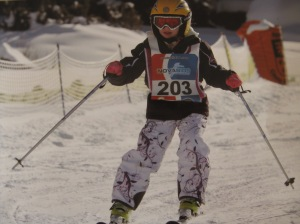 Lookout Ski Sunday - a new kid on the block!