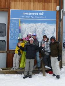 Monterosa Geordie Crew 2015