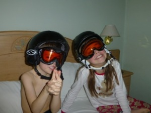 Snowboarders or skiers: you decide