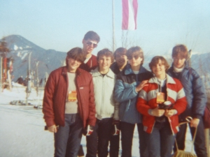 My own school trip 1983
