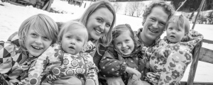 Lambourne Family: photo credit Jacquie Cutler Photography